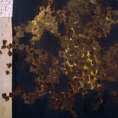 Reza Derakshani, 'They Drink Secretly', 2010