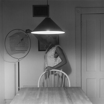 Carrie Mae Weems, 'Untitled (Woman feeding bird)', 1990