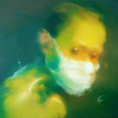 Wu Jianjun, 'Portrait of a Woman 1', 2017