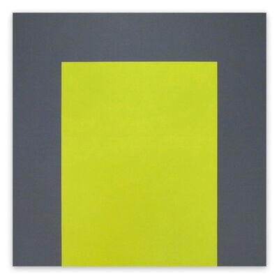 Daniel Göttin, 'Untitled 1, 2014 (Abstract painting)', 2014