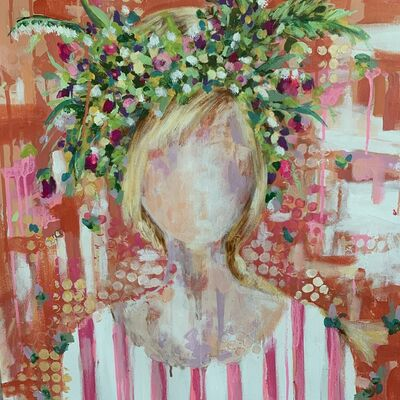Kim Schuessler, 'Crowned! Lily of the Valley', 2019