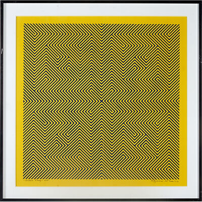 """Reginald Neal, '""""Squares Of Two"""" Artist Proof, USA', 1970"""