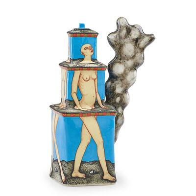"""Sergei Isupov, 'Teapot, """"Smoke on Three Floors""""', ca. 1997"""