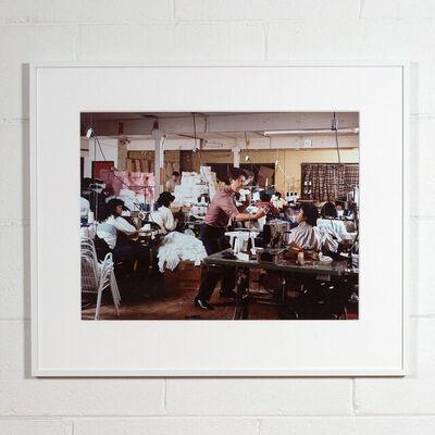 Jeff Wall, 'Outburst', 1989