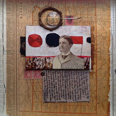 Deb Goldstein, 'The stamp of Professor Ebendorf', 2017
