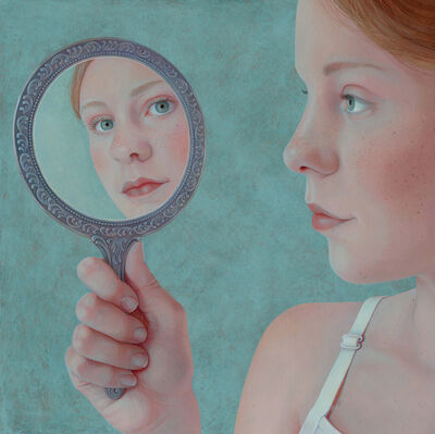 Jantina Peperkamp, 'Mirror', 2018