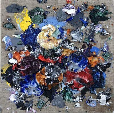 Ismael Lagares, 'Turquoise III', 2019