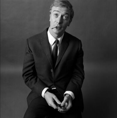 Brian Duffy, 'Michael Caine, Smoking 1964', 1964