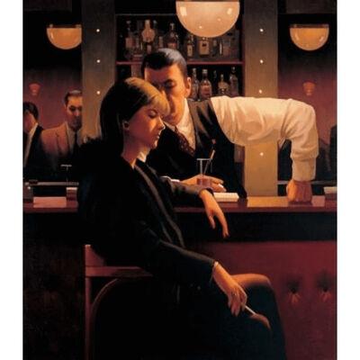 Jack Vettriano, 'Cocktails and Broken Hearts', 2003