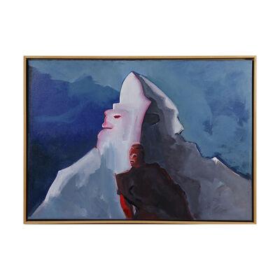 Lambert Maria Wintersberger, 'Matterhorn - Hüne', 2002