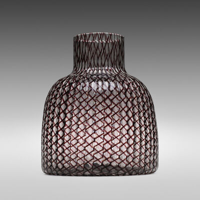 Paolo Venini, 'Zanfirico vase, model 4701', 1955