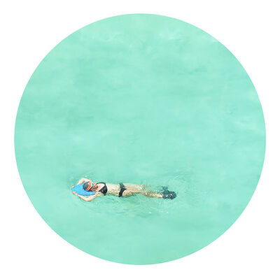 Laurie Fishman, 'Floater Girl ', 2018