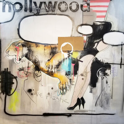 Jérôme Rochette, 'Hollywood', 2017