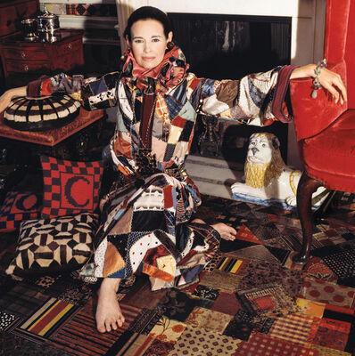 Horst P. Horst, 'Around That Time - Gloria Vanderbilt, New York', 1970