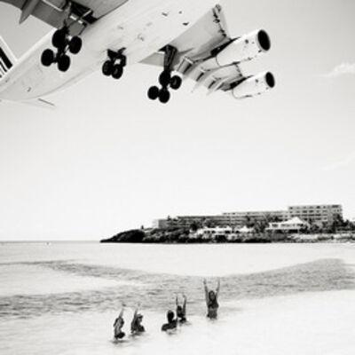 Josef Hoflehner, 'Jet Airliner #44'