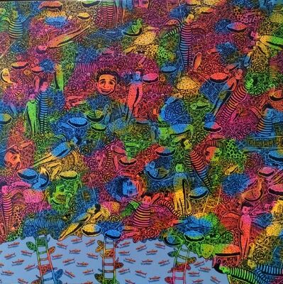 Joko Atmaja, 'Habitat #2', 2017