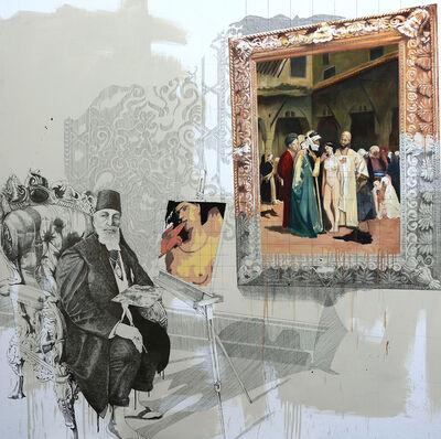Burhan Kum, 'The Last Copyist', 2015