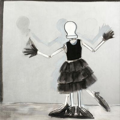 Lisa Milroy, 'MirroR'