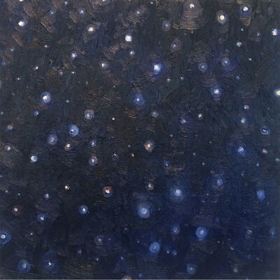 Linda Davidson, 'Juicy Night Sky', 2014