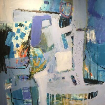 Dorothy Ganek, 'Blue Comfort', 2019