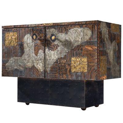 Paul Evans Studio, 'Paul Evans Patchwork Cabinet', 1960
