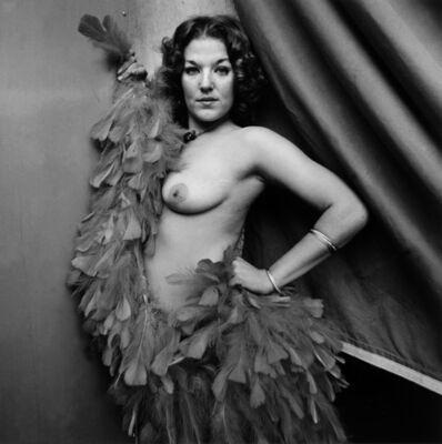 Susan Meiselas, 'Mitzi, Tunbridge, VT', 1974