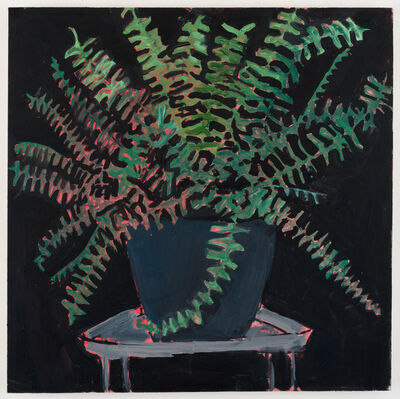 Danielle Winger, 'Black Fern', 2019
