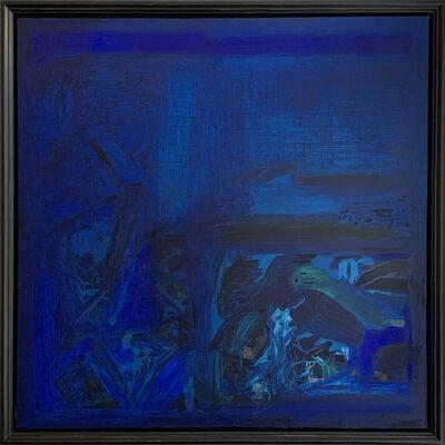 S. H. Raza, 'La Mer', 1975