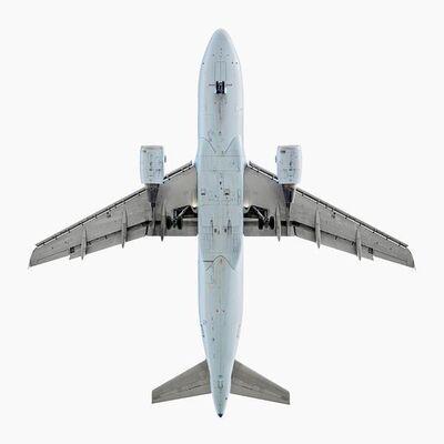 Jeffrey Milstein, 'Air Canada Airbus A319', 2007