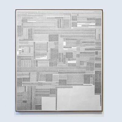 """Jose Vera Matos, 'Transcripción a mano de """"La Literatura como Exploración""""Louise Rosenblat', 2015"""