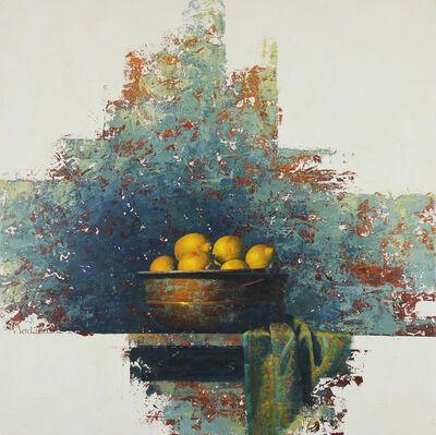 Allan Madsen, 'Bowl Of Lemons', 2019