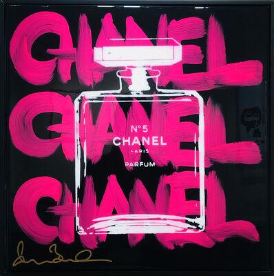 Shane Bowden, 'CHANEL CHANEL CHANEL Black '