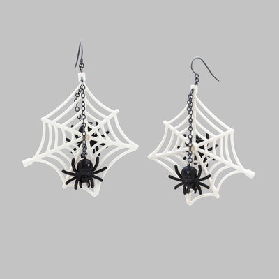 Emiko Oye, 'Wicked Web Earrings', 2017