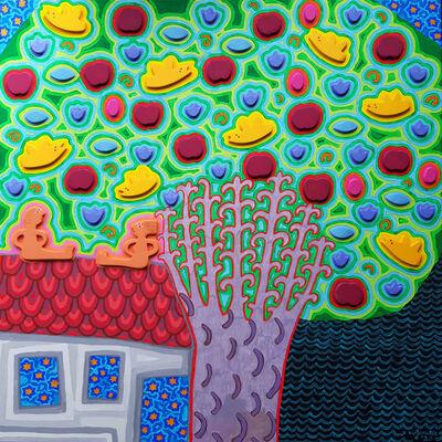 Marius Jonutis, 'Under That Tree', 2020