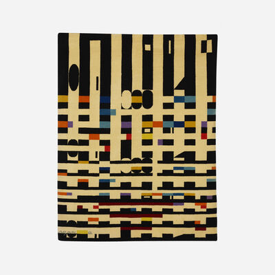 Yaacov Agam, 'Untitled (tapestry)', c. 1970
