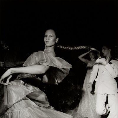 Larry Fink, 'Studio 54, New York City', 1977