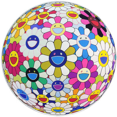 Takashi Murakami, 'Flower Ball (Autumn)', 2013