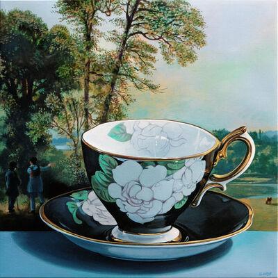 Sherrie Wolf, 'Gardenia Teacup', 2019