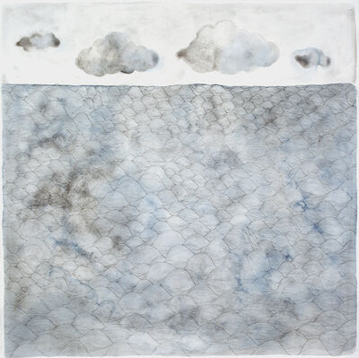 "Crystal Liu, 'making waves, ""feeling blue""', 2015"
