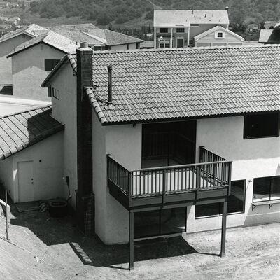 Joe Deal, 'Unoccupied Home, Diamond Bar', 1980