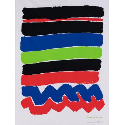 Sonia Delaunay, 'New York', 1992
