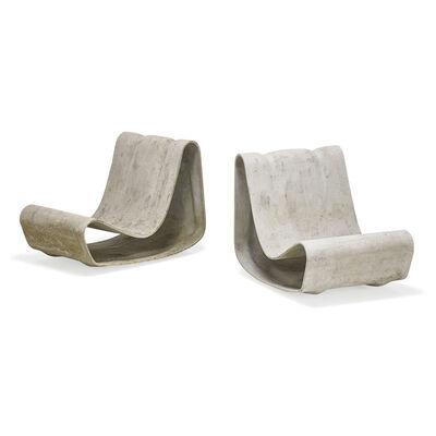 Willy Guhl, 'Pair of lounge chairs, Switzerland'