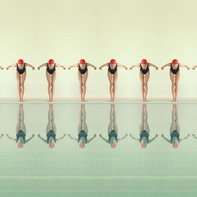 Maria Svarbova, 'Jump 6', 2017