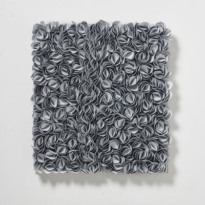 bianca severijns, 'Movement and Rhythm | contemporary art relief', 2018