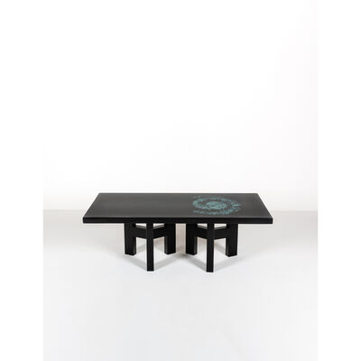 Ado Chale, 'Low table', 1969