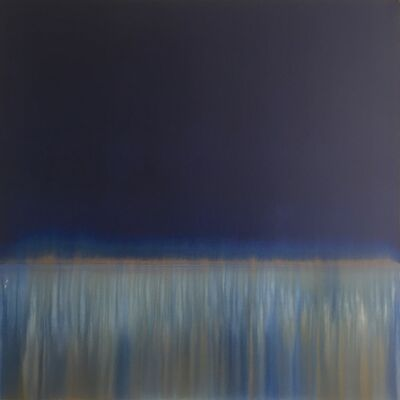Juan Alonso-Rodríguez, 'Reflected Indigo', 2019