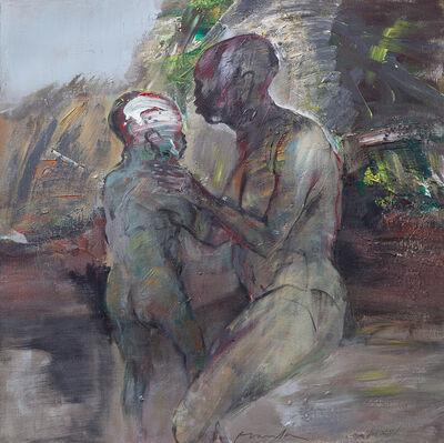 Franta, 'Femme et enfant'