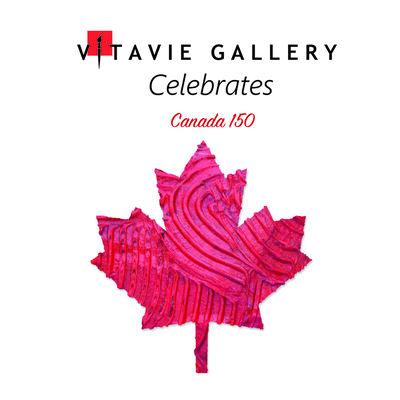 Vitavie Gallery at Art! Vancouver 2017, installation view