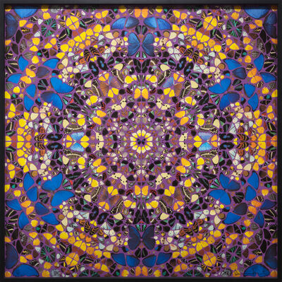 Damien Hirst, 'Cathedral Print - Notre Dame', 2007