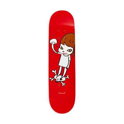 Yoshitomo Nara, 'Solid Fist Skateboard Deck', 2016